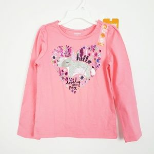 NWT Gymboree Long Sleeve Tee | 5t